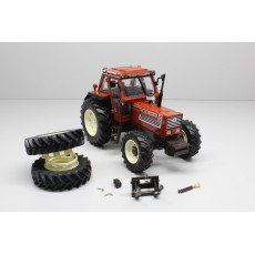 Tractor FIAT 140-90 doble rueda - Miniatura 1:32- Replicagri REP117