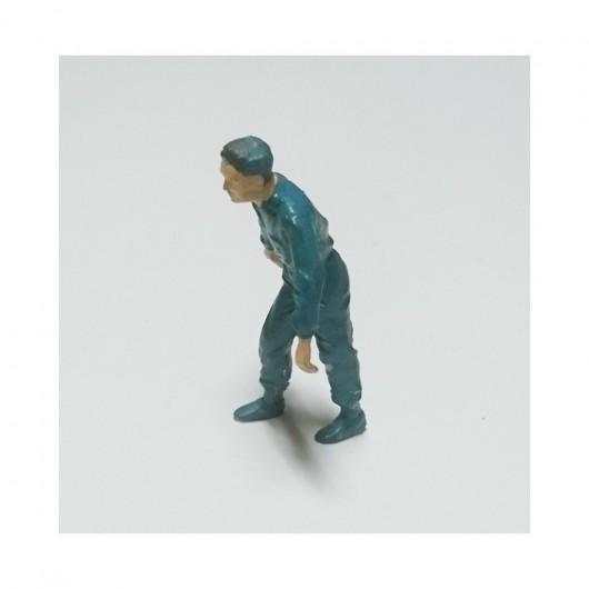 Figura mecánico 4 - para pintar - Miniatura 1:32 - Artisan 04868