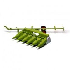 Peine de maíz Claas - Adaptable a Dominator 88 y 98 - Miniatura 1:32 - Replicagri REP131C