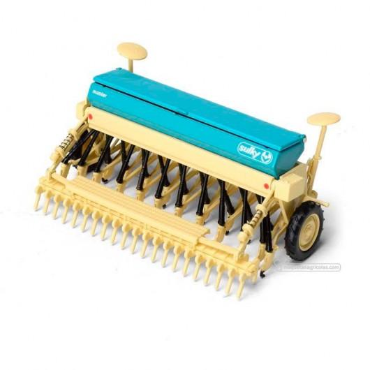Sembradora de cereal Sulky Master - Miniatura 1:32 - Replicagri REP500