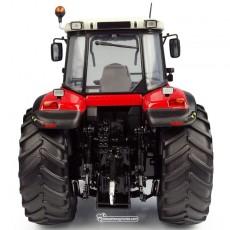 Tractor Massey Ferguson 8220 Xtra - Miniatura 1:32 - UH 5331 vista posterior