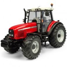 Tractor Massey Ferguson 8220 Xtra - Miniatura 1:32 - UH 5331 vista perfil izquierdo