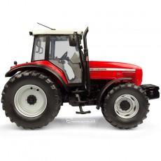 Tractor Massey Ferguson 8220 Xtra - Miniatura 1:32 - UH 5331 vista lateral