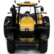 Tractor Challenger MT 685E 6 ruedas - Miniaturas 1:32 - UH 4894 vista frontal