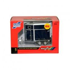 Remolque de caballos Ifor Williams - Miniatura 1:32 - Britains 42916A2 embalaje