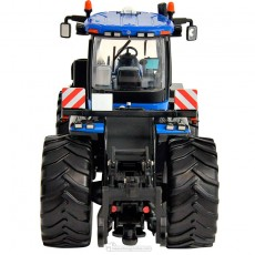 Tractor New Holland T9.530 - Réplica 1:32 - Britains 43193 vista superior trasera