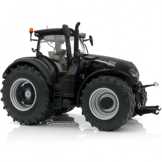 Tractor Case Optum 300 CVX Black - Miniatura 1:32 - Marge Models 1712