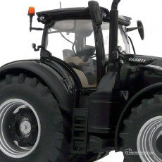 Tractor Case Optum 300 CVX - Miniatura 1:32 - Marge Models 1712 detalle cabina