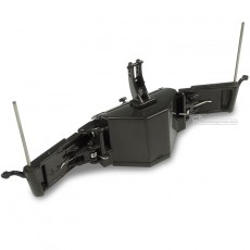 Pesa delantera de seguridad 800 Kg gris - Miniatura 1:32 - UH 5348 vista posterior