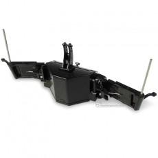 Pesa delantera de seguridad 800 Kg negra - Miniatura 1:32 - UH 5372 vista posterior