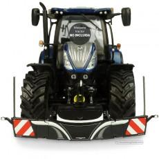 Pesa delantera de seguridad 800 Kg negra - Miniatura 1:32 - UH 5372 montada en miniatura