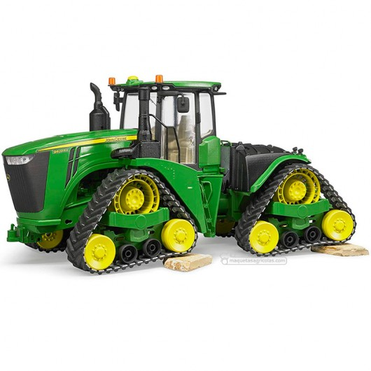 Tractor John Deere 9620RX oruga - Miniatura 1:16 - Bruder 04055