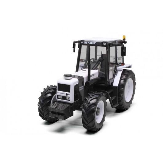 Tractor Renault 110 54 blanco - Miniatura 1:32- Replicagri REP220