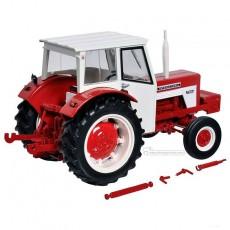 Tractor IH 724 -  Miniatura 1:32- Replicagri REP032 vista posterior