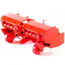 Rotovator Gramegna V86 / 36-300 - Miniatura 1:32 - AT 1001 detalle del enganche