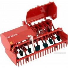 Rotovator Gramegna V86 / 36-300 - Miniatura 1:32 - AT 1001 tapa abierta