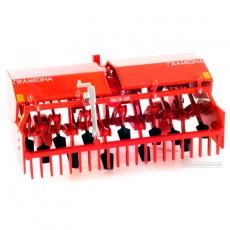 Rotovator Gramegna V86 / 36-300 - Miniatura 1:32 - AT 1001 detalle de las palas