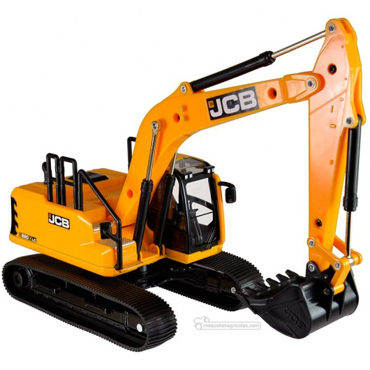 Excavadora JCB C220 X LC - Miniatura 1:32 - Britains 43211