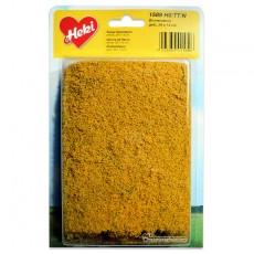 Manta que simula flores amarillas 28x14 cm - Miniatura Heki 1589 blister