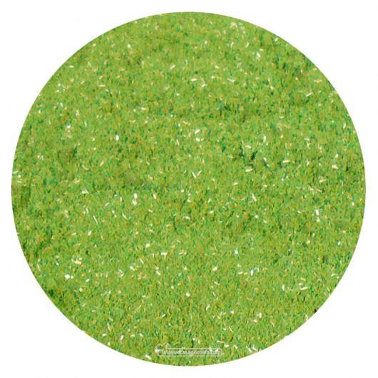 Copos de follaje realistas verde medio (copos foliares) 200 ml - Miniatura Heki 3381