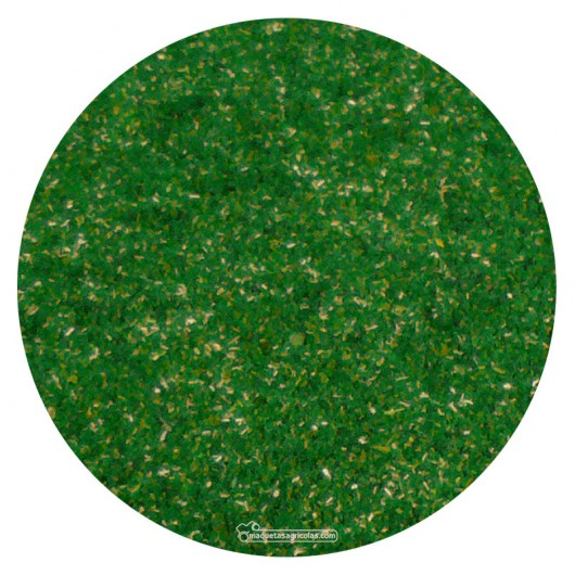 Copos de follaje realistas verde oscuro (copos foliares) 200 ml - Miniatura Heki 3382