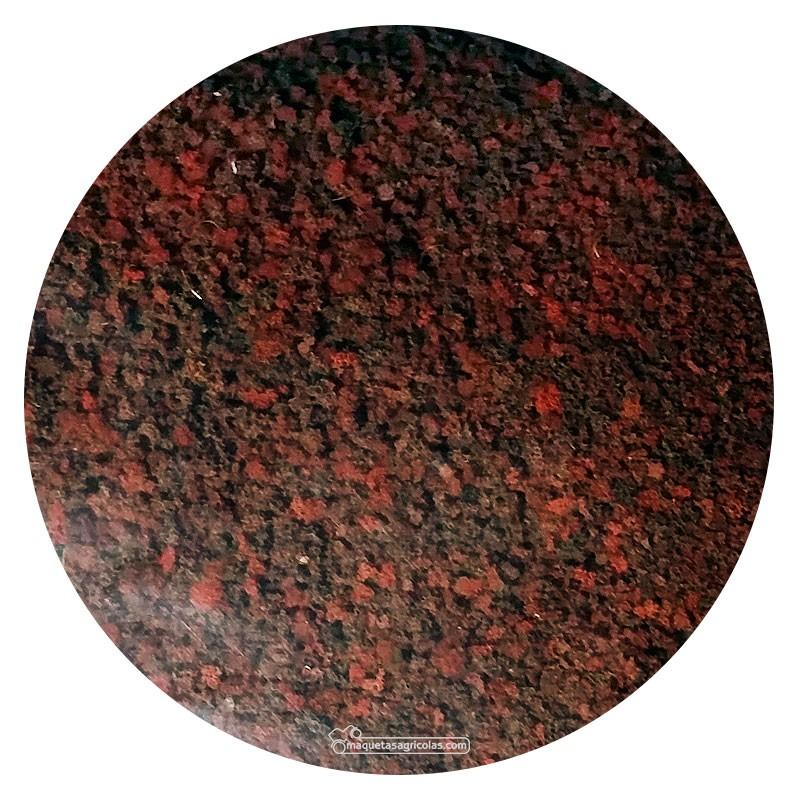 Escamas de follaje de otoño marrones (copos foliares) 200 ml - Miniatura Heki 1567