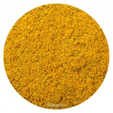 Manta que simula flores amarillas 28x14 cm - Miniatura Heki 1589