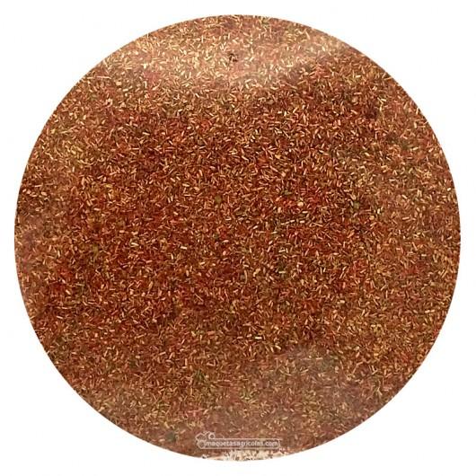 Hojas de follaje otoño rojas 200 ml - Miniatura Heki 1693