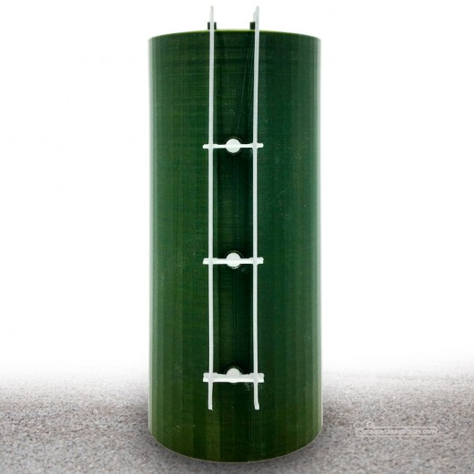 Tanque vertical de fertilizante verde  - miniatura 1:32 - Minimaker CAV6GK