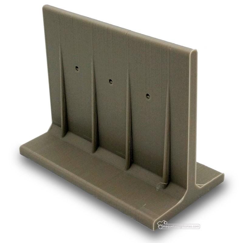 Bloque vertical de separación de 2,5m x 2m - miniatura 1:32 - Minimaker BS2520D