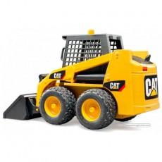Minicargadora CAT compacta - Miniatura 1:16 - Bruder 02481
