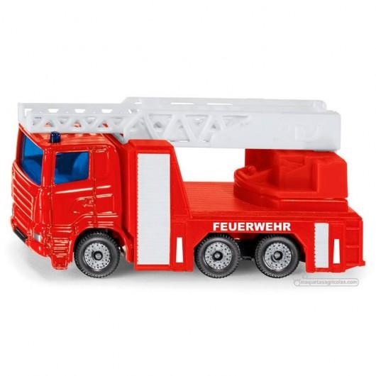 Camión de bomberos - Miniatura en blister - Siku 1015