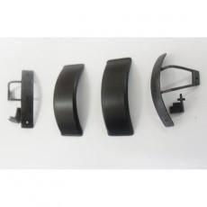 Juego de guardabarros  L. 13 mm - Miniaturas 1:32 para montar - Artisan 01305
