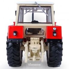 Tractor ZETOR Crystal 12045 - Miniatura 1:32 - UH4949 vista posterior