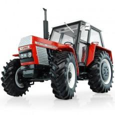 Tractor Zetor Crystal 8045 4WD 2 Gen - Miniatura 1:32 - UH5288 perfil frontal