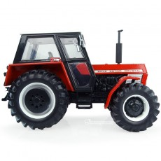 Tractor Zetor Crystal 8045 4WD 2 Gen - Miniatura 1:32 - UH5288 vista lateral