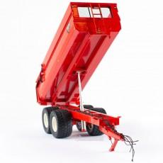 Beco Super 1800 remolque volquete agrícola - Miniatura 1:32 - AT3200501 vista delantera