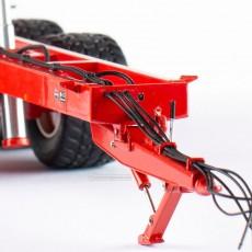 Beco Super 1800 remolque volquete agrícola - Miniatura 1:32 - AT3200501 detalle enganche
