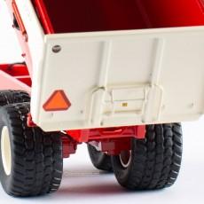 Beco Super 1800 remolque volquete agrícola - Miniatura 1:32 - AT3200501 detalle posterior