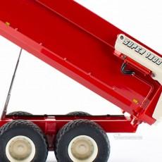 Beco Super 1800 remolque volquete agrícola - Miniatura 1:32 - AT3200501 detalles generales