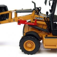 Retroexcavadora Case CE 580 ST - Réplica 1:50 - UH8079 detalle pala
