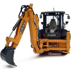 Retroexcavadora Case CE 580 ST - Réplica 1:50 - UH8079 vista posterior