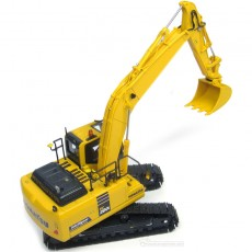 Excavadora Komatsu PC200i-10 intelligent machine control - Réplica 1:50 - UH8107 vista superior
