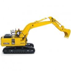Excavadora Komatsu PC200i-10 intelligent machine control - Réplica 1:50 - UH8107 vista lateral derecho