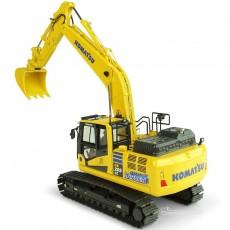 Excavadora Komatsu HB205 LC3 Hybrid - Réplica 1:50 - UH8136 perfil izquierdo posterior