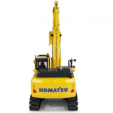 Excavadora Komatsu HB205 LC3 Hybrid - Réplica 1:50 - UH8136 vista posterior