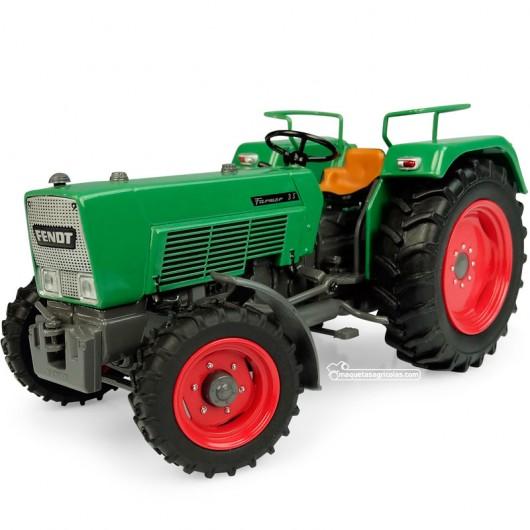 Tractor Fendt Farmer 3S - 4WD  - Miniatura 1:32 - UH5308