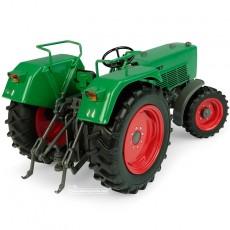 Tractor Fendt Farmer 3S -WD  - Miniatura 1:32 - UH5308 vista posterior