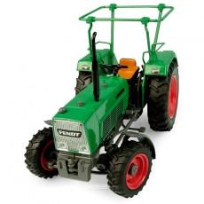 Tractor Fendt Farmer 4S - 4WD con barras en el techo - Réplica 1:32 - UH5309 vista superior