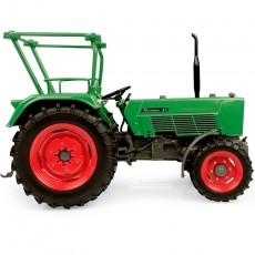 Tractor Fendt Farmer 4S - 4WD con barras en el techo - Réplica 1:32 - UH5309 vista lateral